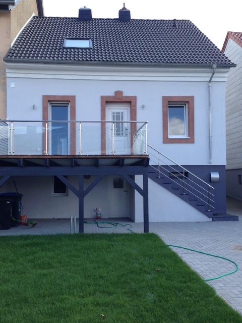 zu vermieten: komplett saniertes 1-Familienhaus in ruhiger Seitenstraße (St. Ingbert-Süd)