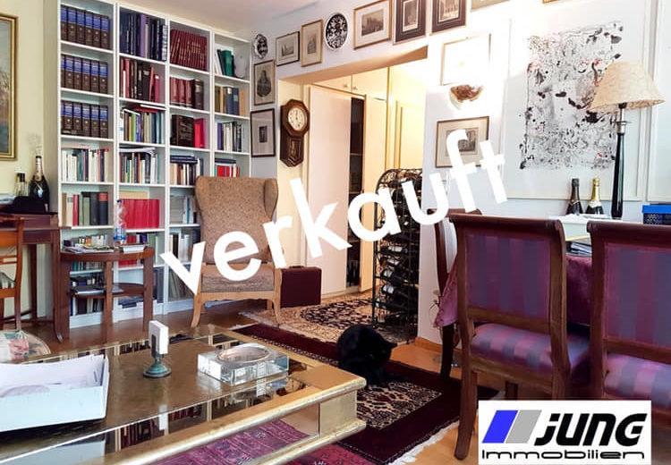 schöne Wohnung mit Loggia in ruhiger Lage (SB-Güdingen)