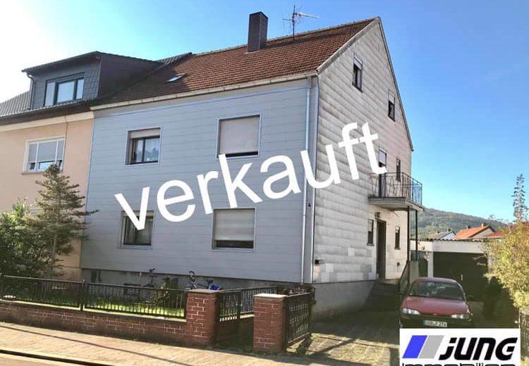 Kapitalanlage in ruhiger Seitenstraße von St. Ingbert-Süd