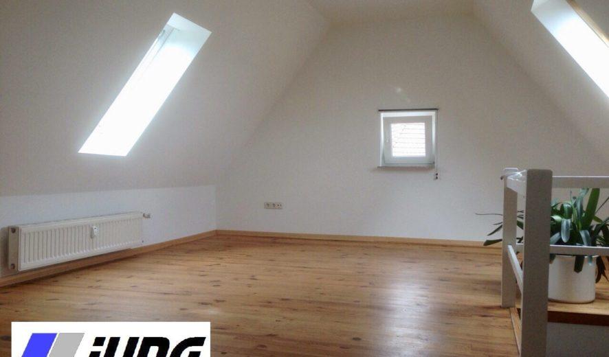 zu vermieten: modernes DG-Apartment in beliebter Wohnlage (SB-Rodenhof)