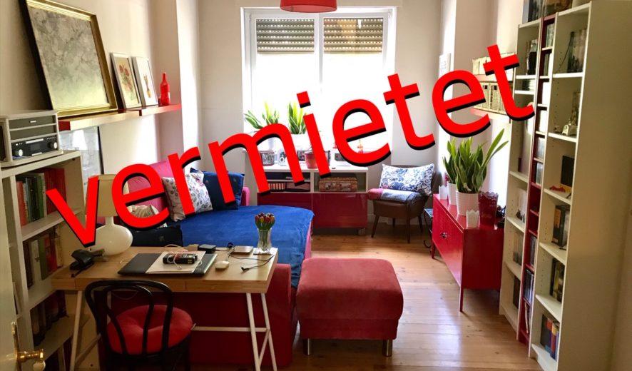 vermietet! Schöne, 2 ZKB Wohnung mit Balkon am Hambacher Platz (Altbau)