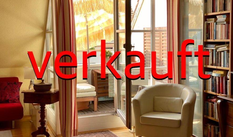 verkauft! schöne Maisonette-Wohnung im Zentrum von St. Ingbert
