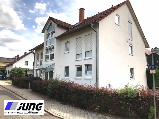 zu vermieten: 2 ZKB-Wohnung mit Balkon (St. Ingbert-Süd)