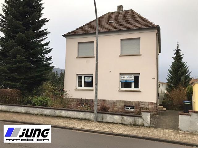 zu verkaufen: freistehendes Einfamilienhaus in St. Ingbert-Süd