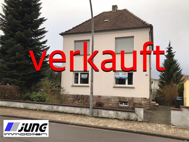 verkauft! freistehendes Einfamilienhaus in St. Ingbert-Süd