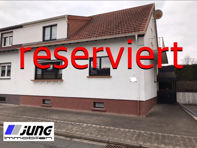reserviert! Einfamilienhaus in ruhiger Wohnlage von Blieskastel-Lautzkirchen
