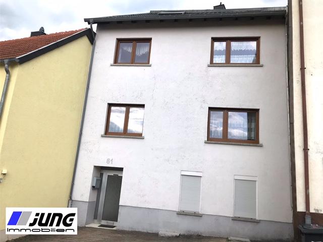zu verkaufen: gepflegtes Wohnhaus im Zentrum von St. Ingbert