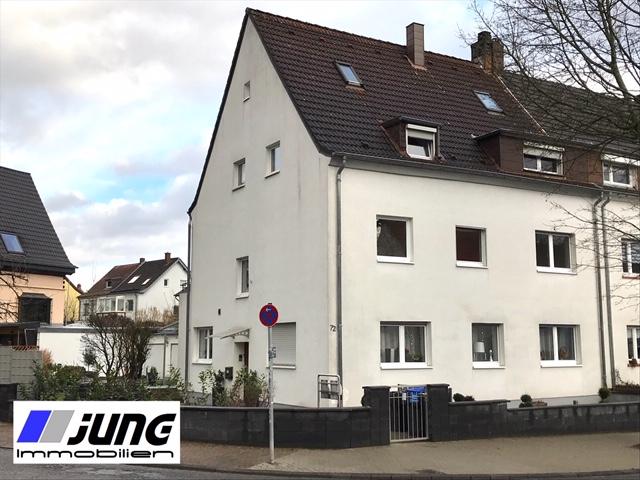 zu vermieten: renovierte 4-ZKB-Wohnung auf dem Saarbrücker-Rodenhof
